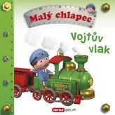 Malý chlapec - Vojtův vlak