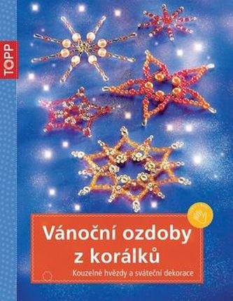 TOPP Vánoční ozdoby z korálků