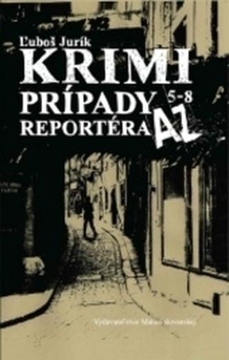 Krimi prípady reportéra AZ 1 – 4