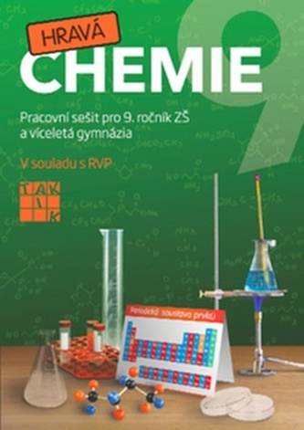 Hravá chemie 9 Pracovní sešit - Náhled učebnice