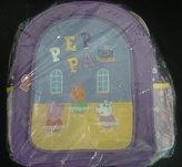 Školní taška  Prasátko Peppa - fialová