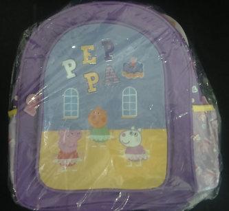 Školní taška Prasátko Peppa - fialová - neuveden