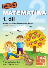 Hravá matematika 2/1 Pracovní učebnice