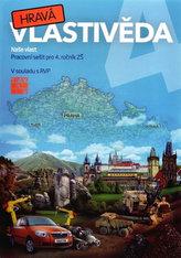 Hravá vlastivěda 4 zeměpis Pracovní sešit