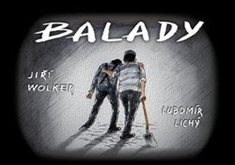 Balady - Jiří Wolker