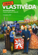 Hravá vlastivěda 5 Česká republika a Evropa