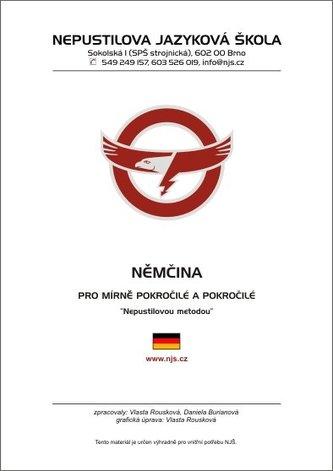 Němčina - pro mírne pokročilé a pokročilé