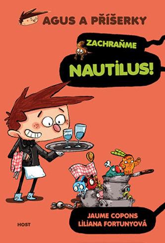 Agus a příšerky 2 - Zachraňme Nautilus!