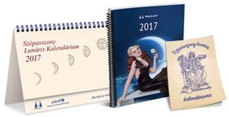 Szépasszony Lunáris kalendáriuma 2017