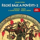 Řecké báje a pověsti 2 - CD