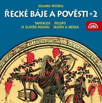 Řecké báje a pověsti 2 - CD - Eduard Petiška