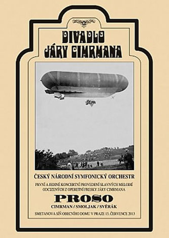 Proso - CD + DVD - Divadlo Járy Cimrmana