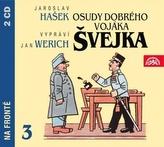 Osudy dobrého vojáka Švejka III. - 2CD
