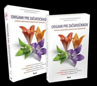 Origami pre začiatočníkov - set - Decio, Vanda Battaglia Francesco