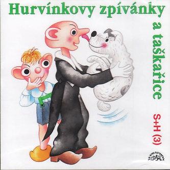 Hurvínkovy zpívanky a taškařice - CD - Spejbl a Hurvínek