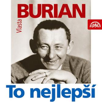 Burian Vlasta: To nejlepší - CD - Burian Vlasta