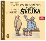 Osudy dobrého vojáka Švejka 6.díl - 2CD
