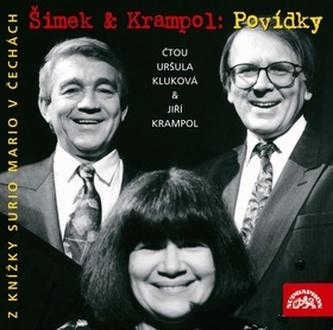Šimek & Krampol - Povídky - CD