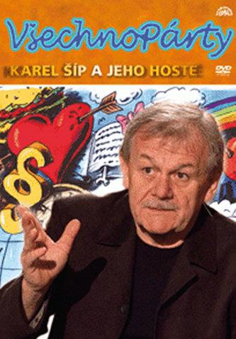 Všechnopárty DVD