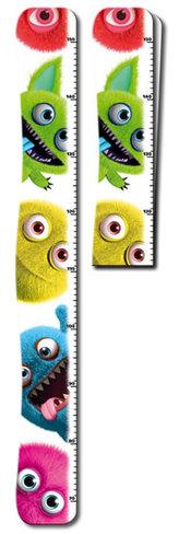 Nástěnný metr Monster (150cm)