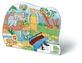 Puzzle 30 deskové malovaná ZOO