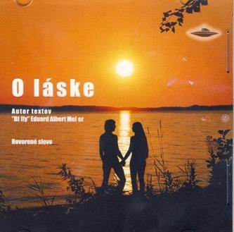 KICOM - Richard Lunter - CD - O láske