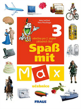 Spaß mit Max 3 učebnice