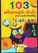 103 zábavných úkolů pro malé školáky s číslicemi