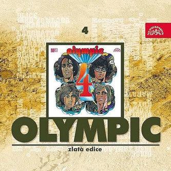 Zlatá edice 4 - Olympic - CD