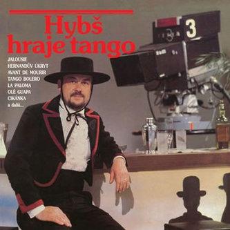 Hybš hraje tango - CD