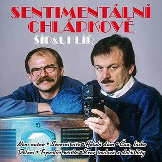 Sentimentální chlápkové - CD - Šíp K., Uhlíř J.