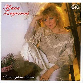 Dnes nejsem doma - CD - Hana Zagorová