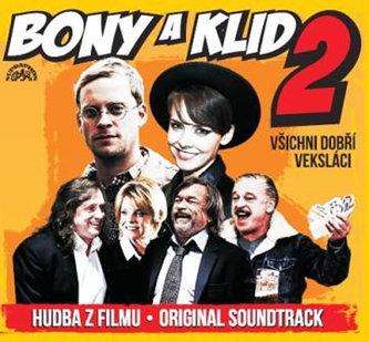 Bony a klid 2 - CD