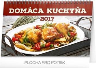 Domáca kuchyňa - stolní kalendář 2017