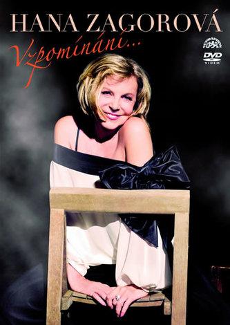 Vzpomínání Hana Zagorová DVD