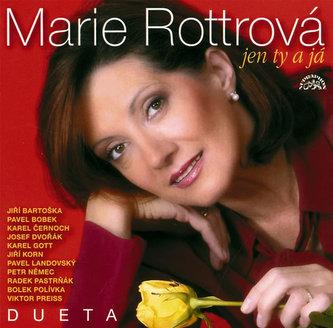 Jen ty a já - Dueta - CD - Rottrová Marie