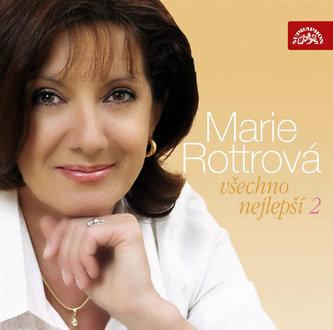 Všechno nejlepší 2 - CD - Rottrová Marie