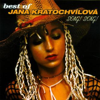 Jana Kratochvílová - Best of - CD - Jana Kratochvílová