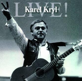 Live - Karel Kryl 2 CD - Kryl Karel