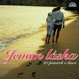 Jenom láska - 20 písniček o lásce - CD