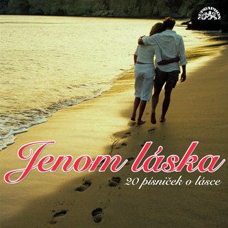 Jenom láska - 20 písniček o lásce - CD - Linda Perina