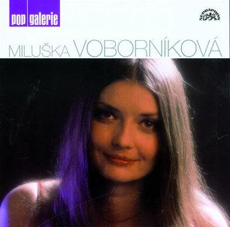 Miluška Voborníková - Pop galerie - CD