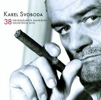 38 Originálních nahrávek K.Svoboda 2CD