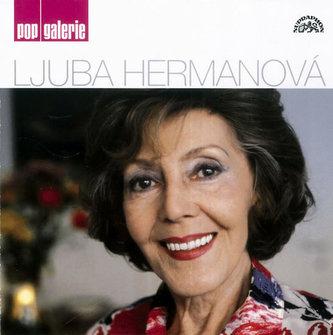 Ljuba Hermanová - pop galerie CD