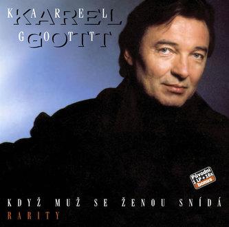 Když muž se ženou snídá 2CD - Karel Gott