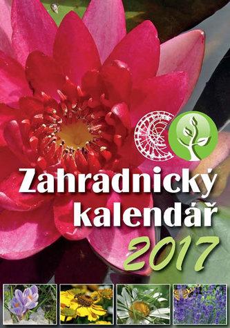 Zahradnický kalendář 2017 - neuveden