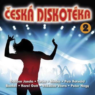 Česká diskotéka 2, CD