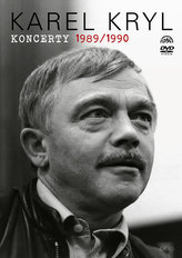 Karel Kryl - Koncerty 1989/1990 DVD