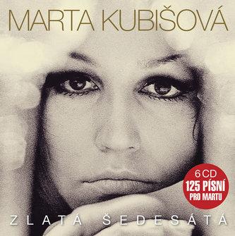 Kubišová Marta - Zlatá šedesátá 6CD