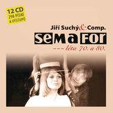 Semafor - 70. a 80. léta 12CD
